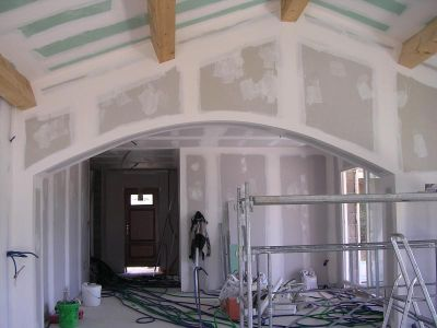 Artisan plaquiste agencement interieur for Realisation faux plafond decoratif
